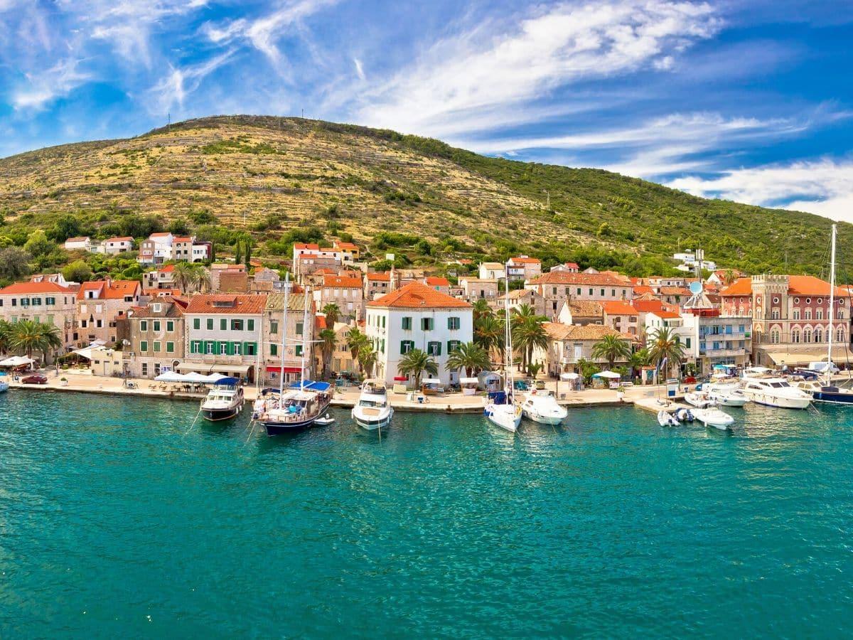 Vis-Kroatie-flottielje